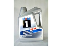 Mobil 1 - 5W50 Fully Synthetic Oil (4litres)