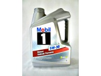 Mobil 1 - 5W30 Fully Synthetic Oil (4litres)