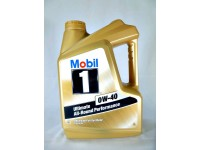 Mobil 1 - 0W40 Fully Synthetic Oil ( 4litres)