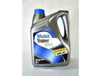 Mobil Super 2000 - 10W40 Semi Synthetic (4litres)