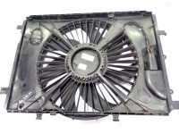 Mercedes W204/CGI engine cooling fan used